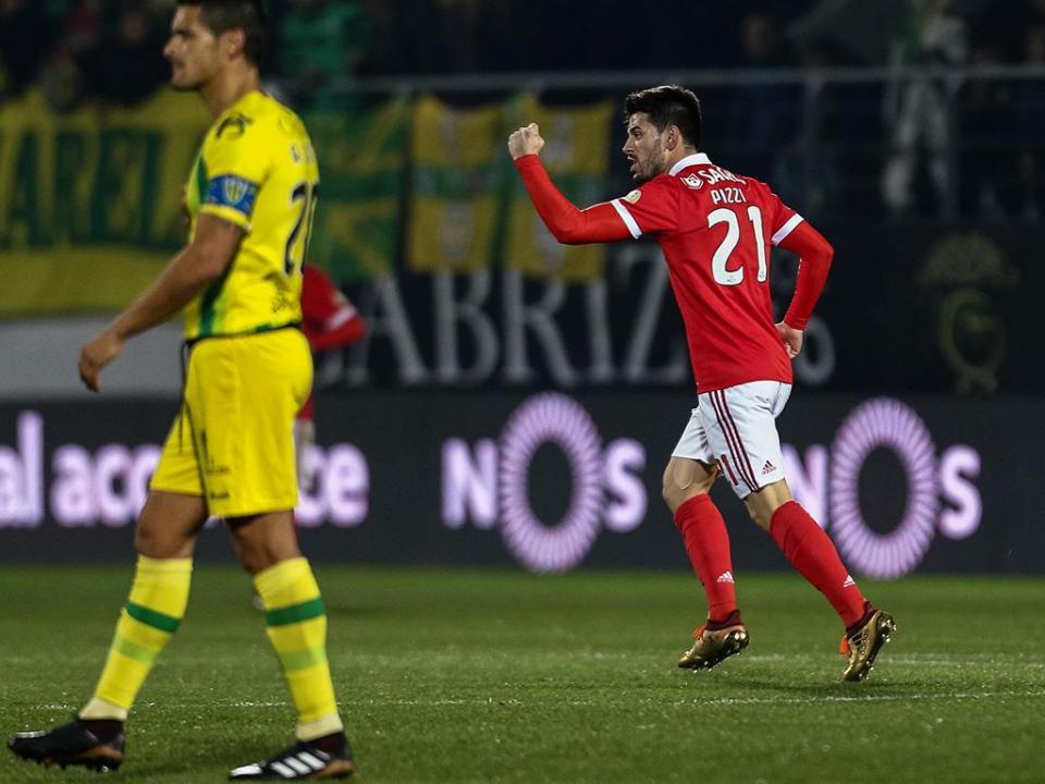 Ricardo Costa: «O Benfica marcou três golos em três ocasiões»