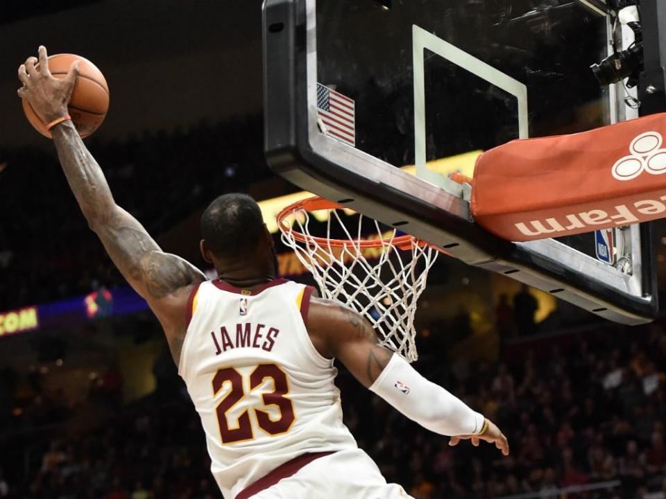 NBA: os números impressionantes de Lebron James