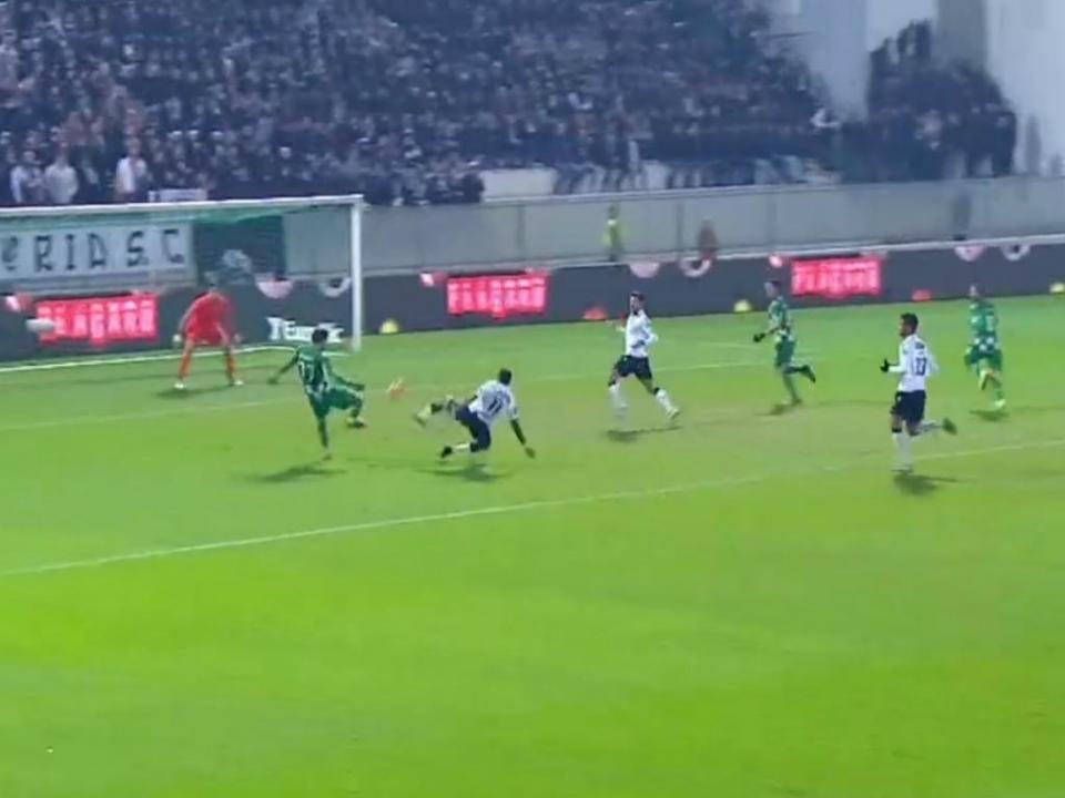 VÍDEO: classe de Arsénio no segundo golo do Moreirense