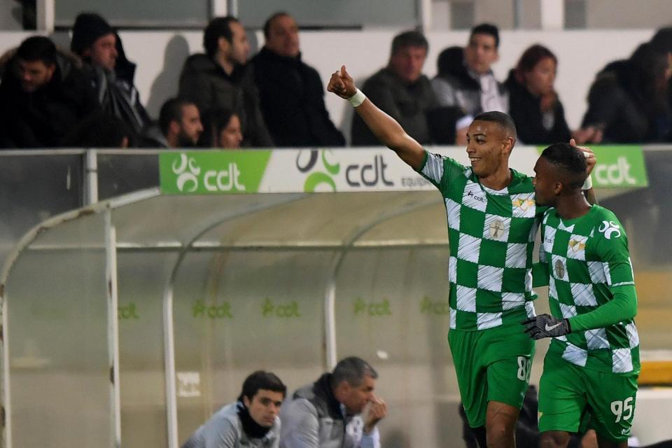 Moreirense-V. Guimarães, 2-1 (destaques)