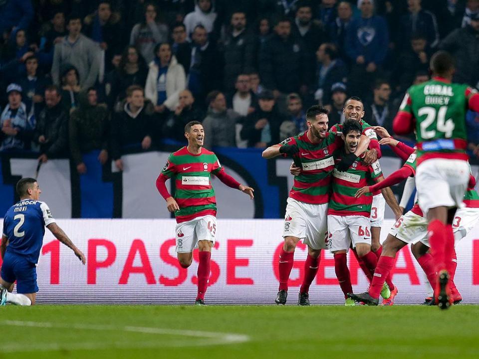 Fábio Pacheco: «Estávamos a anular FC Porto até à expulsão»