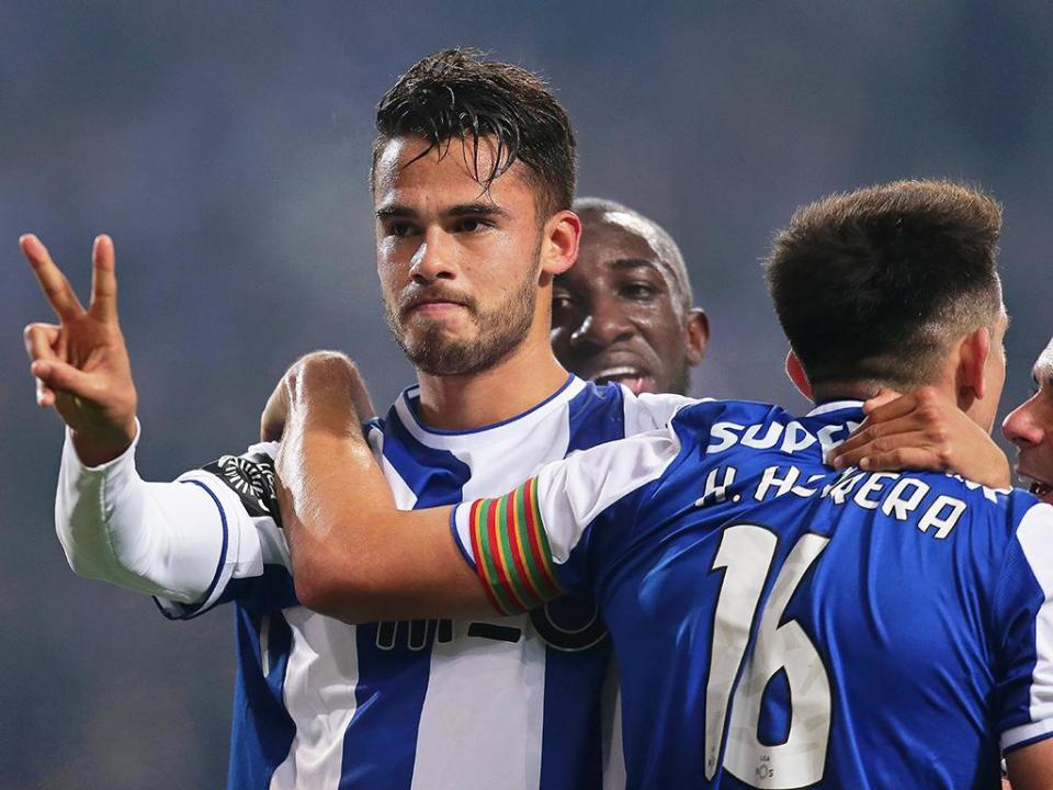 FC Porto-Marítimo, 3-1 (crónica)