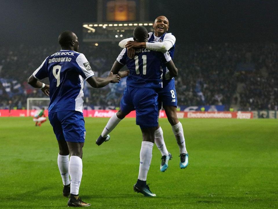FC Porto-Marítimo, 3-1 (destaques)