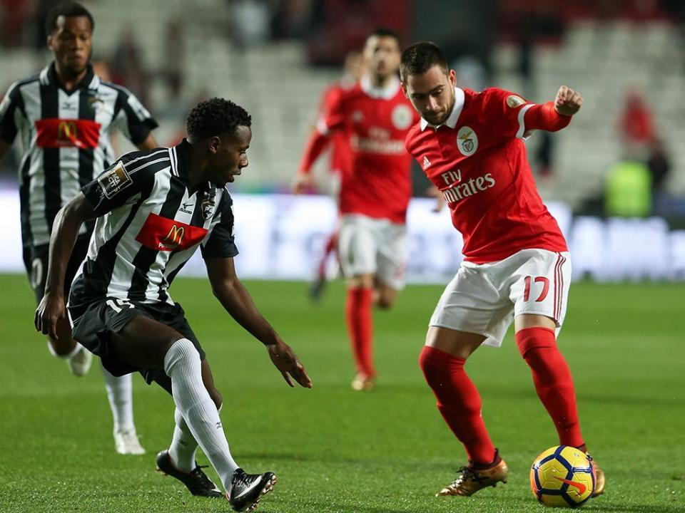 VÍDEO: o resumo do empate entre Benfica e Portimonense