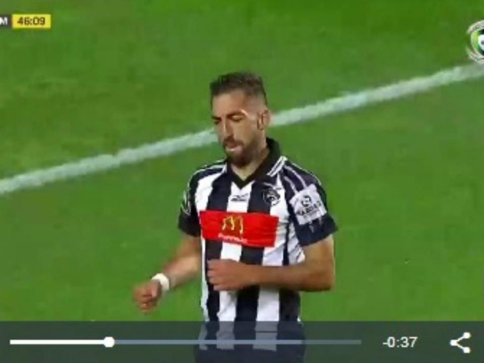 VÍDEO: Pires marcou para o Portimonense frente ao P. Ferreira