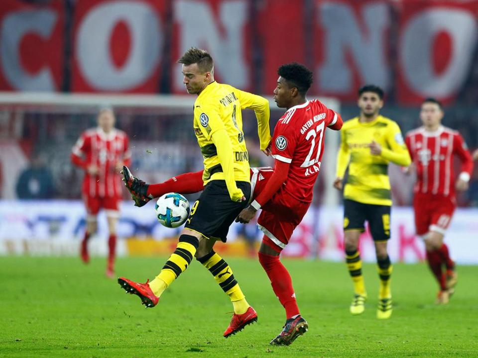 Alemanha: Bayern elimina Dortmund da Taça