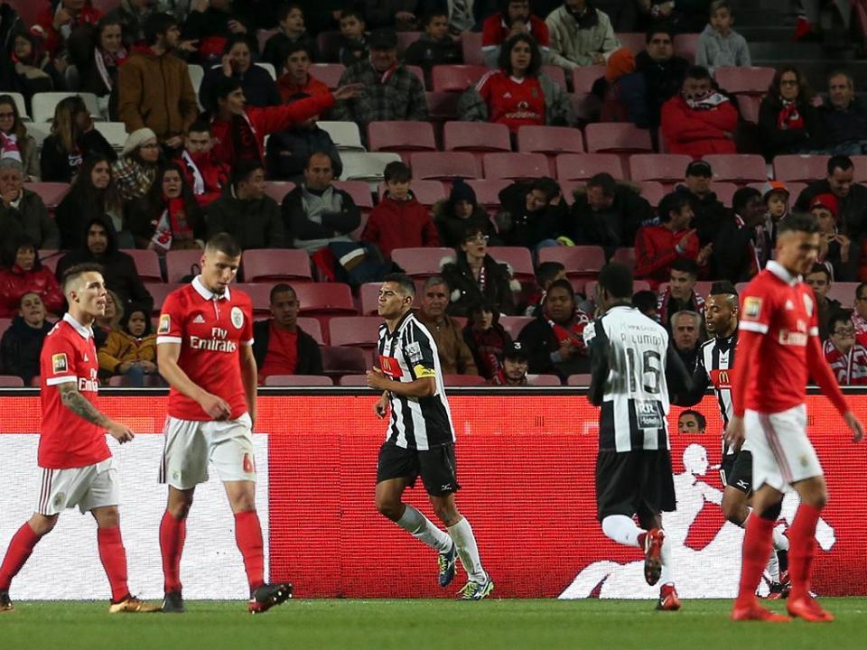 Benfica e o trauma a meio da semana: uma vitória em dez jogos