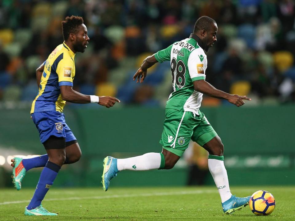 TL: Sporting-U. Madeira, 6-0 (destaques)