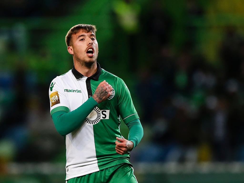 Sporting ainda negoceia com Génova cedência de Iuri Medeiros