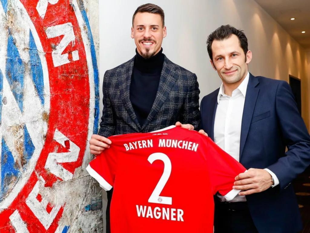 Bayern Munique anuncia contratação de Sandro Wagner