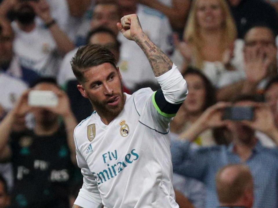 Motivos pessoais atrasam Ramos no regresso à concentração espanhola