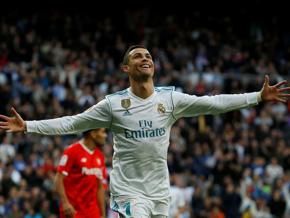 Ronaldo bate Hamilton e Federer e é eleito desportista europeu do ano