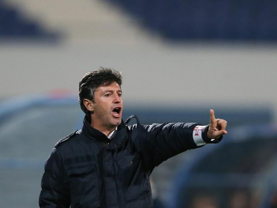 Sporting vai apresentar «a melhor equipa», acredita Paciência