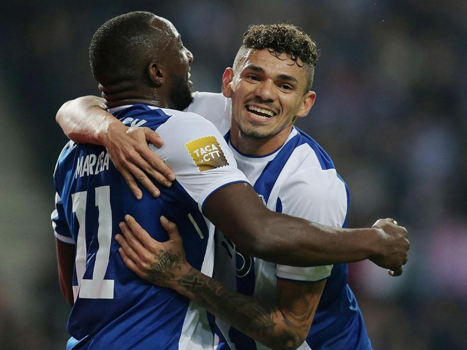 Soares: «Aboubakar e Marega estão a fazer excelente época»