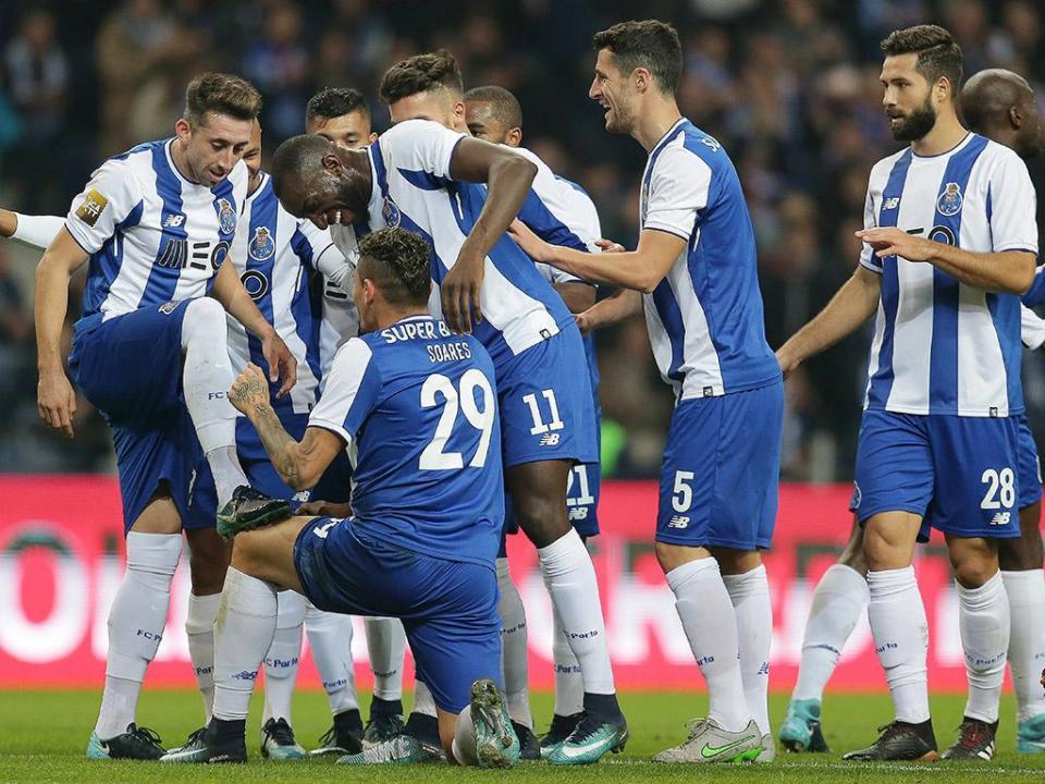 VÍDEO: o resumo da vitória do FC Porto sobre Rio Ave