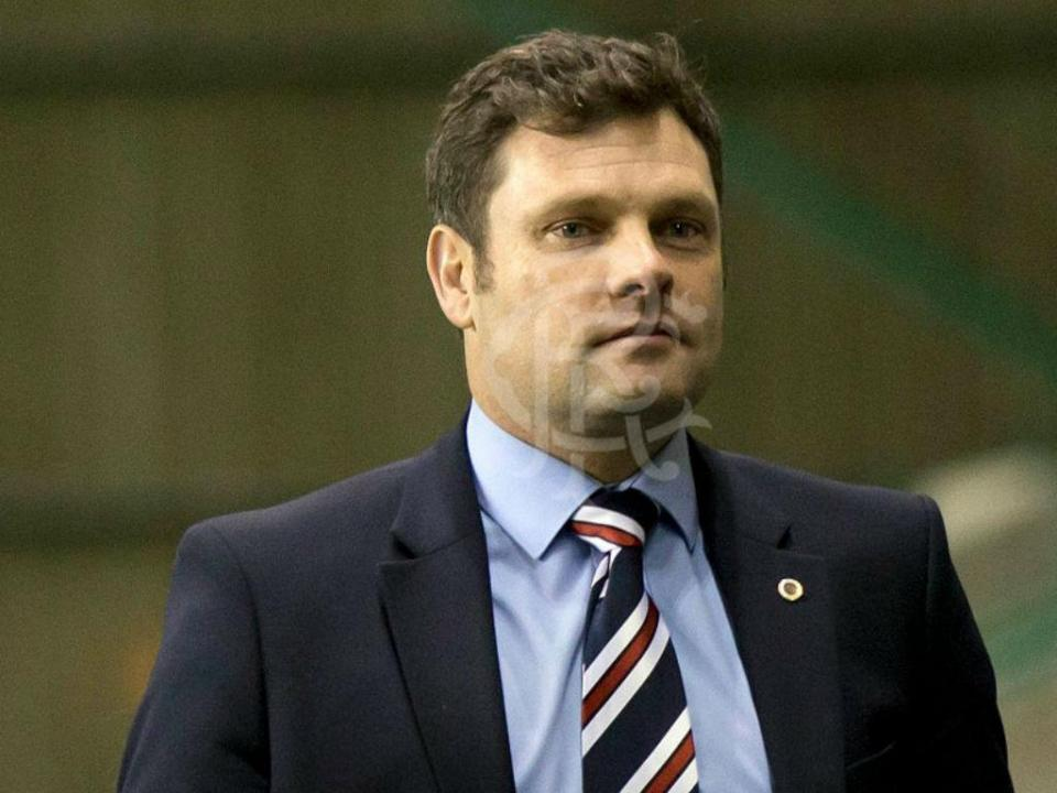 OFICIAL: Rangers anuncia Graeme Murty no comando técnico