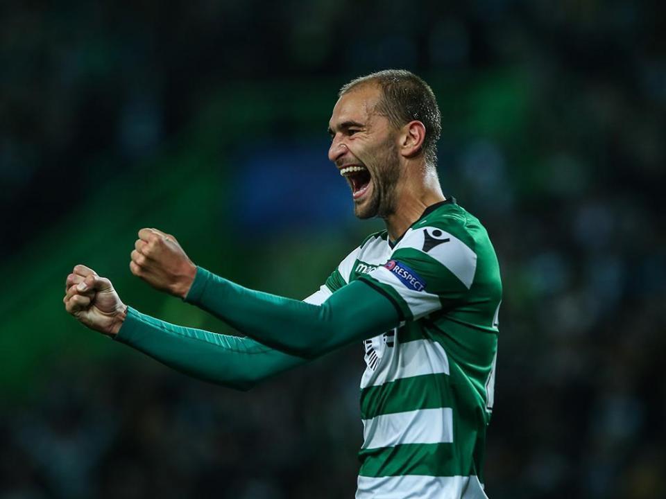 Sporting: Bas Dost convocado, Ronaldo Tavares repete presença