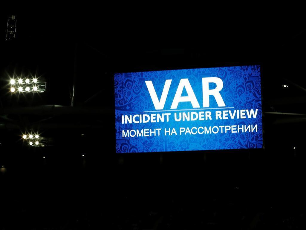 FIFA confirma utilização do VAR no Mundial 2018