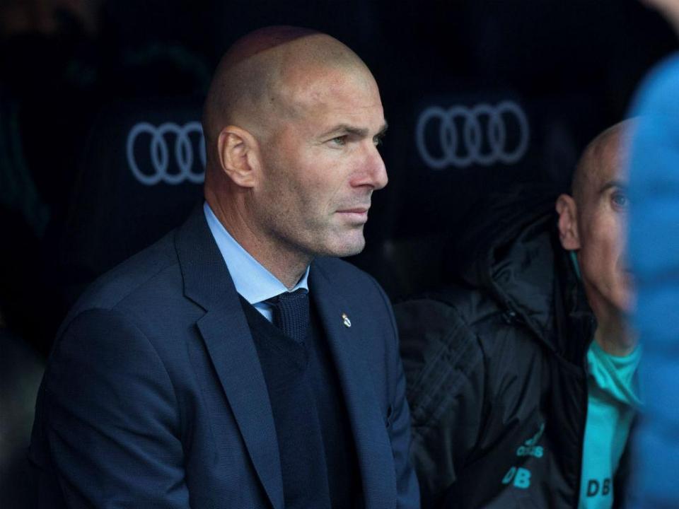 Zidane: «É uma derrota que dói, mas não vamos baixar os braços»
