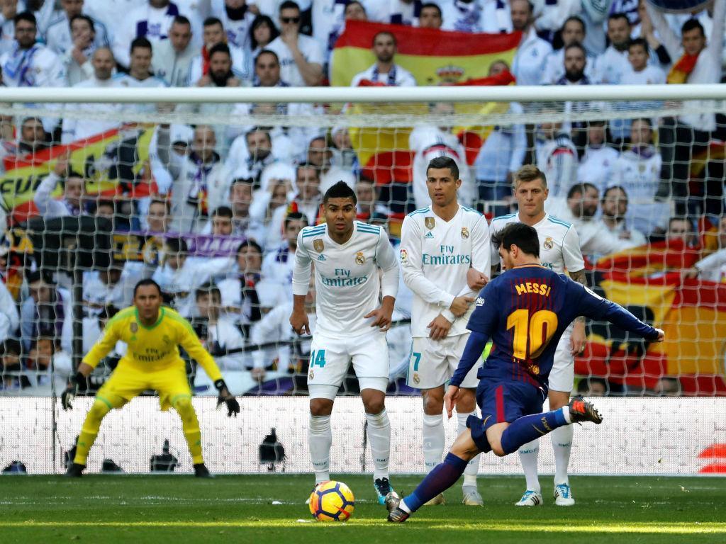 Real não vai homenagear Barcelona, presidente da Liga entende