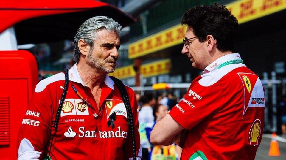 F1: Arrivabene prevê dificuldades para a Ferrari no GP da Grã-Bretanha