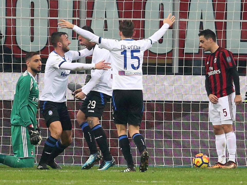 Itália: golo de Cristante atira Milan para o 11º lugar!
