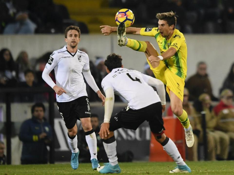 V. Guimarães-Tondela, 0-1 (crónica)
