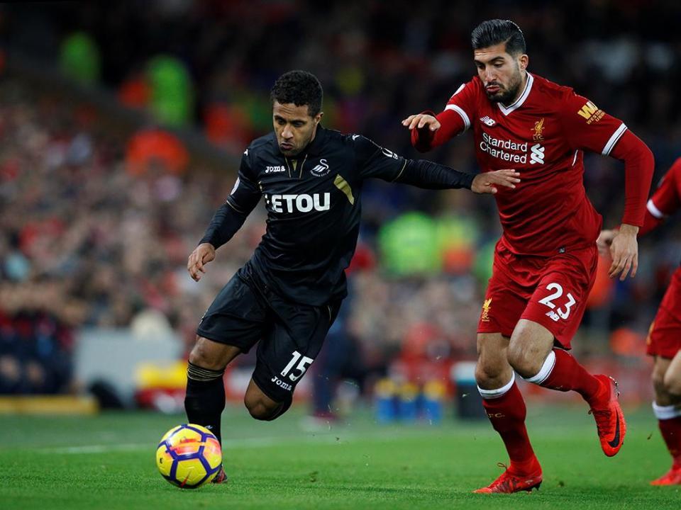 OFICIAL: Liverpool anuncia saída de Emre Can