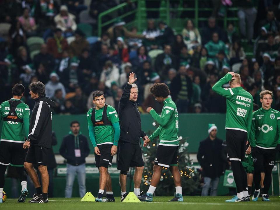 Dérbi: Sporting coloca bilhetes à venda esta quinta-feira