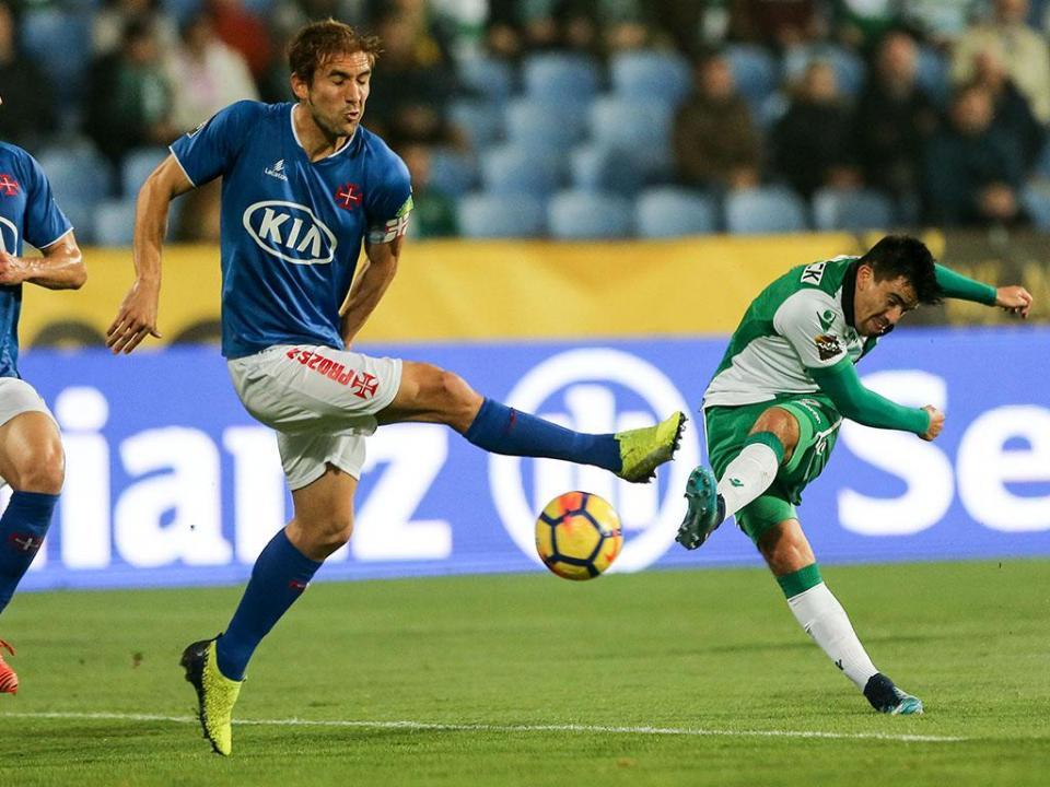 Taça da Liga: Sporting apura-se no Grupo B