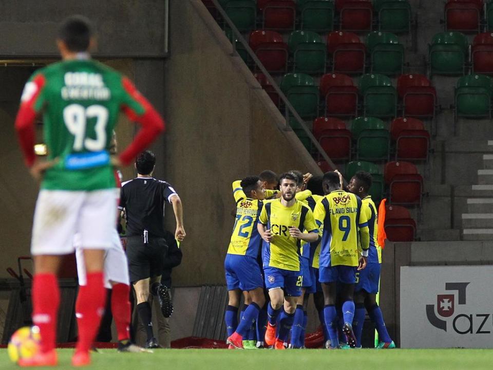 União Madeira falta à reunião da Liga como forma de protesto