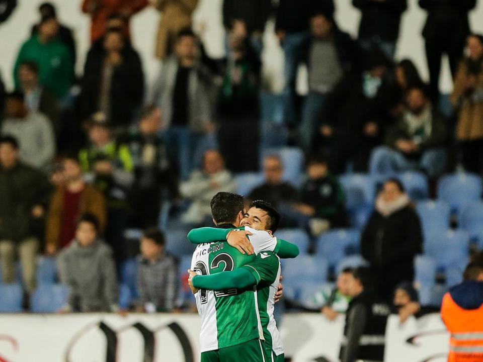 TL: Belenenses-Sporting, 1-1 (crónica)