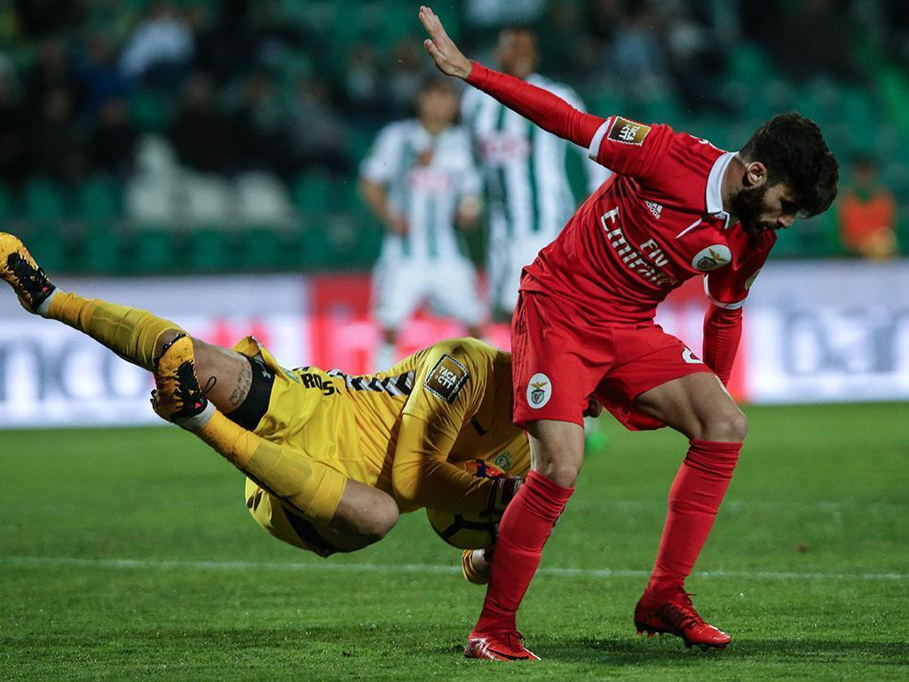 V. Setúbal-Benfica: Luís Godinho é o árbitro