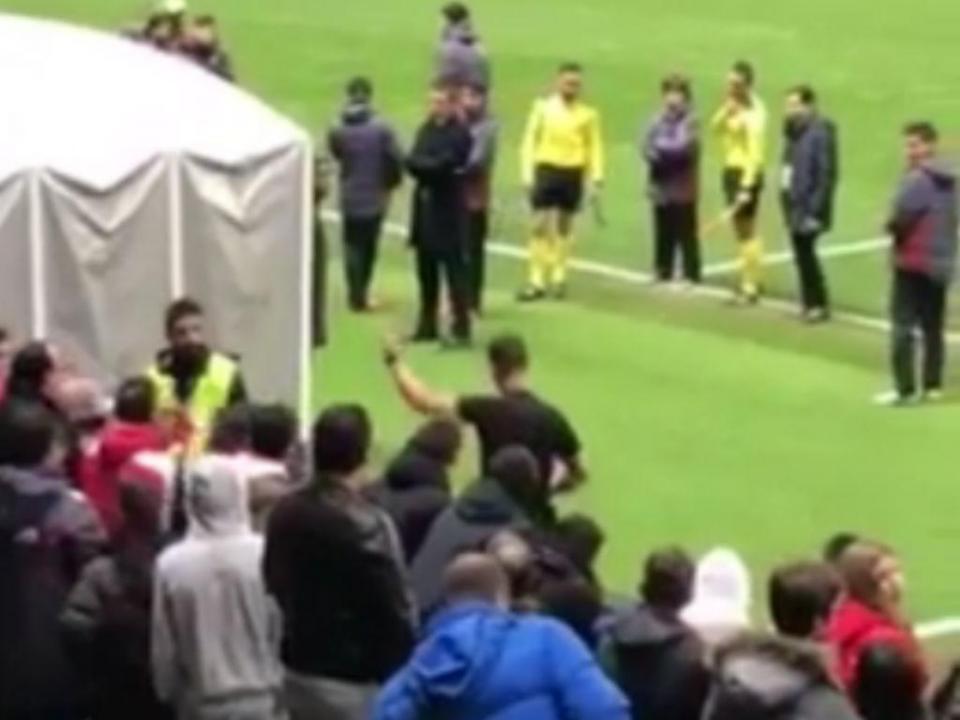 VÍDEO: árbitro entrega camisola no fim do Sp. Braga-Portimonense
