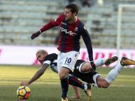 Bolonha-Udinese (Lusa)