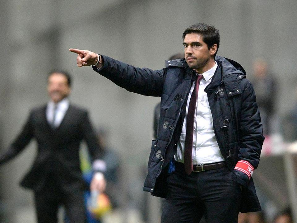 Abel: «Jogadores perigosos do Marselha? Thauvin, Payet, Ocampos...»