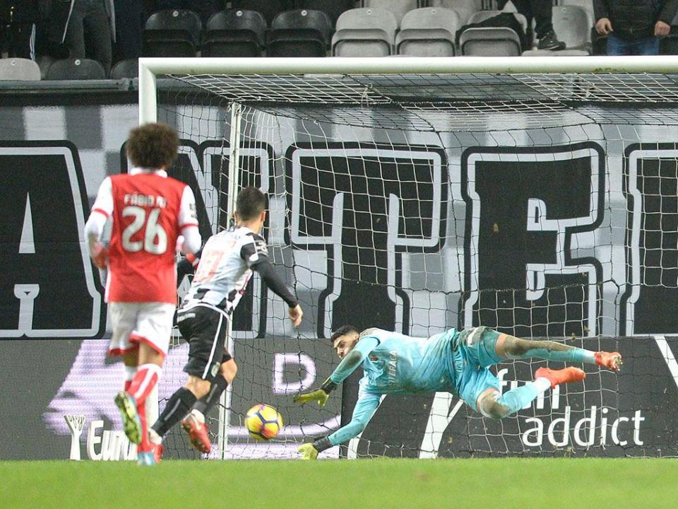Boavista só marcou um de seis penáltis na Liga