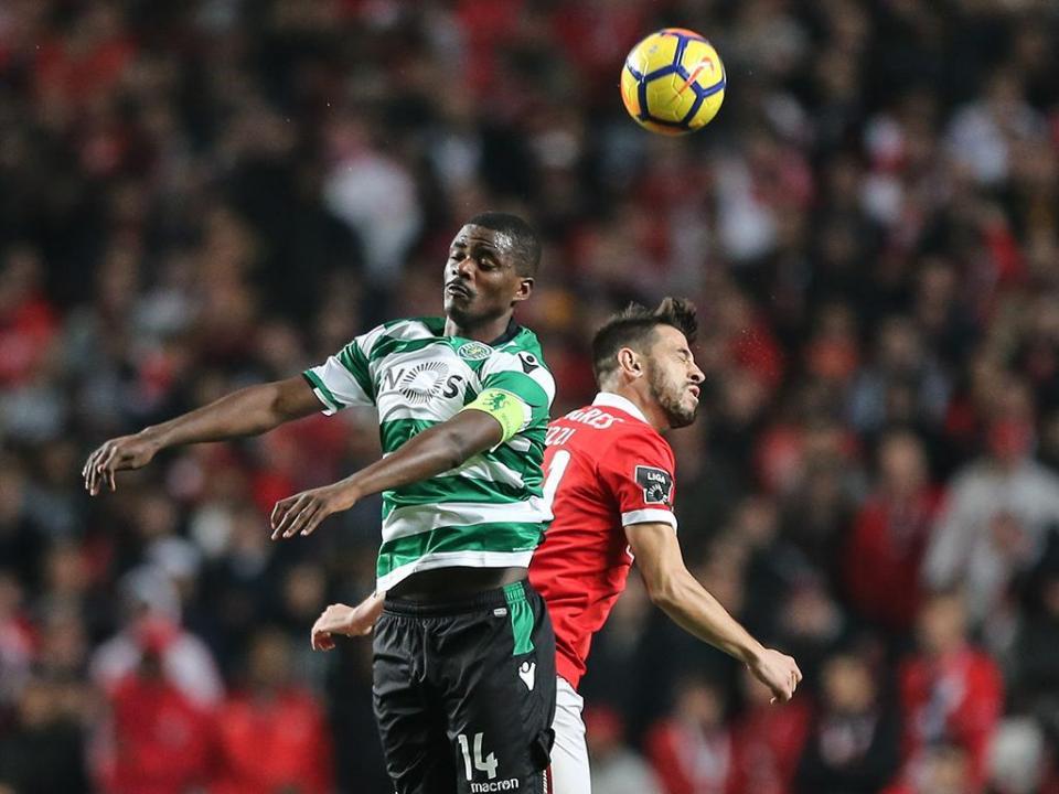 Sporting-Benfica: antevisão e onzes prováveis