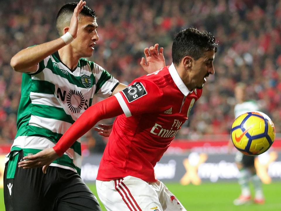 Benfica: bilhetes para o dérbi à venda quinta-feira