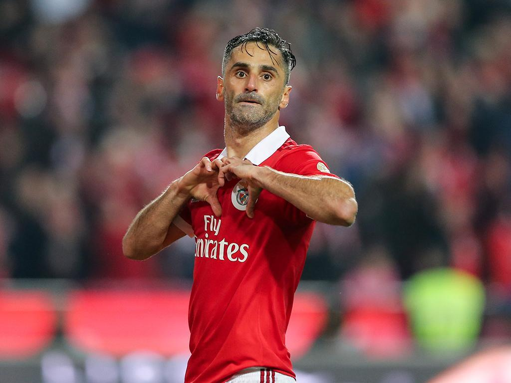 VÍDEO: a fantástica execução de Jonas no 3-0 do Benfica ao Marítimo