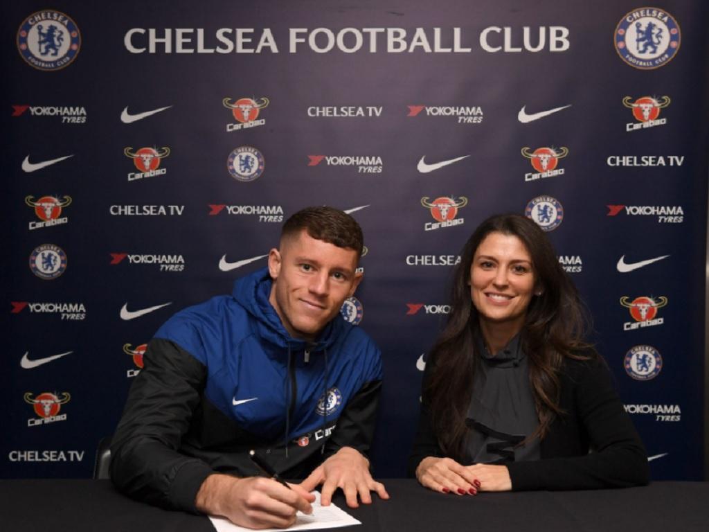 Chelsea está perto de contratar Barkley; Andy Carroll está na mira