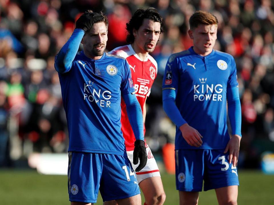 Leicester multado em 3,5M por violação do fair-play financeiro