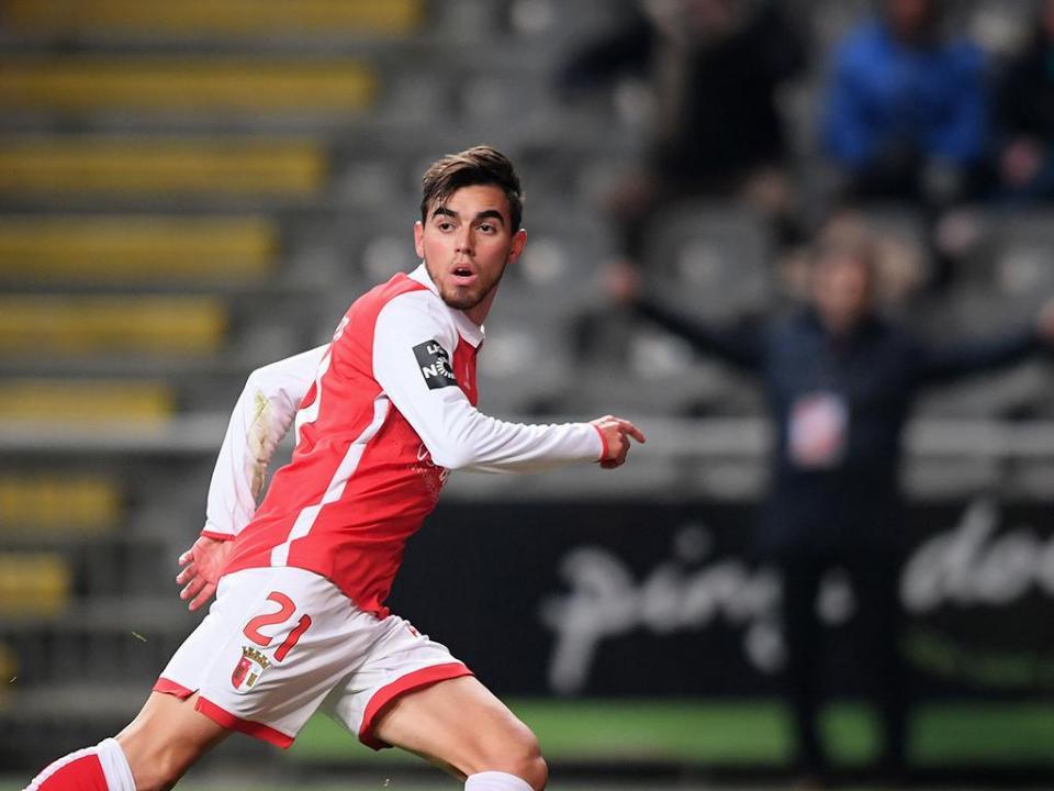 PE: Sp. Braga-Newcastle, 4-0 (destaques)