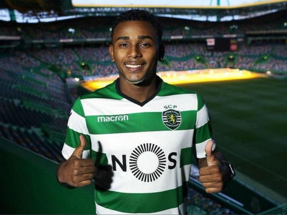 Sporting: empresário de Wendel quis reunir com André Geraldes