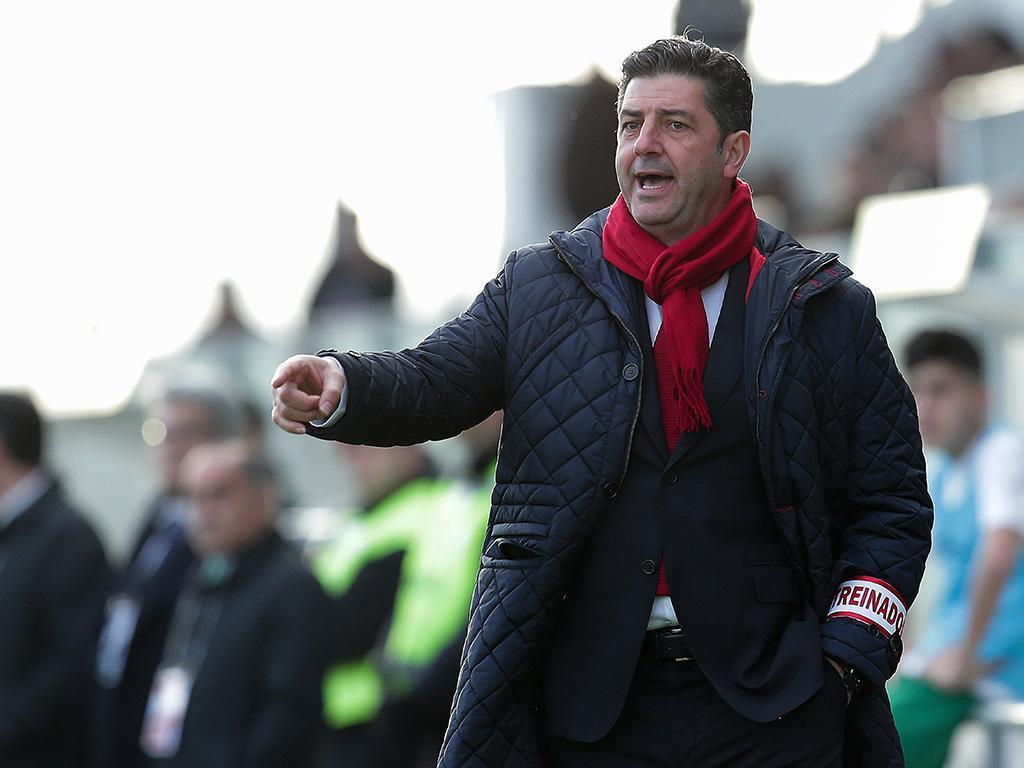 Vitória: «Queríamos vir a Braga mostrar que estamos na luta»