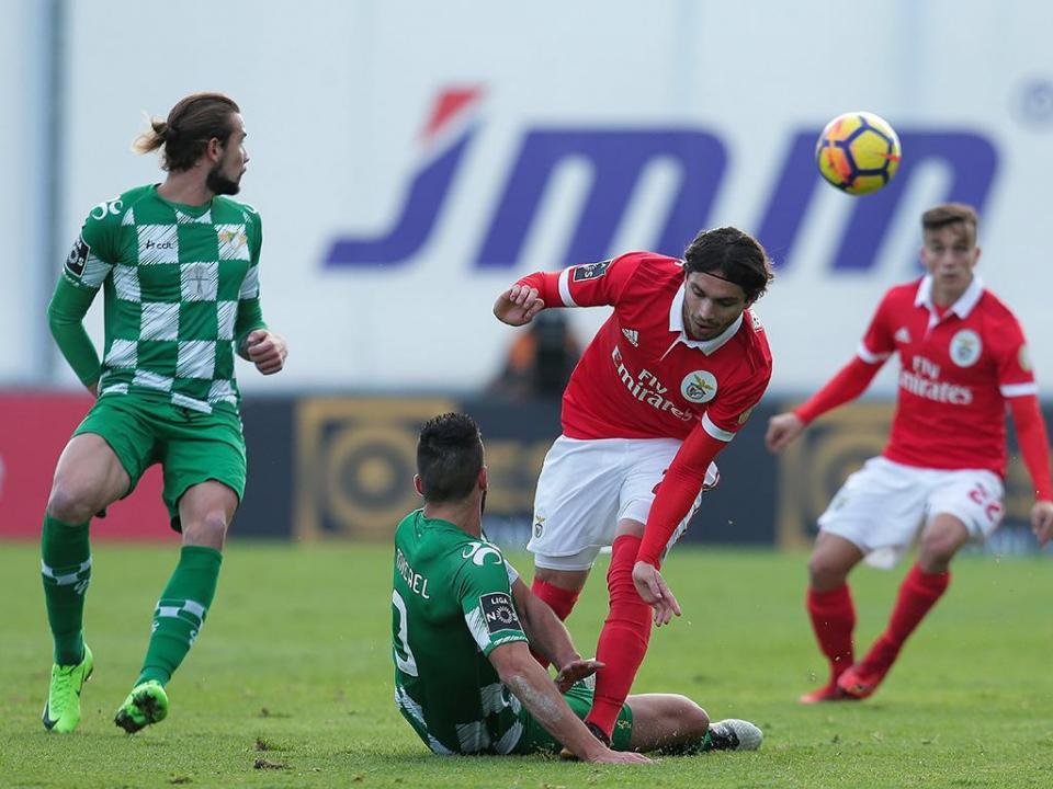 Krovinovic: «Passito a passito como o nosso Benfica rumo ao objetivo»