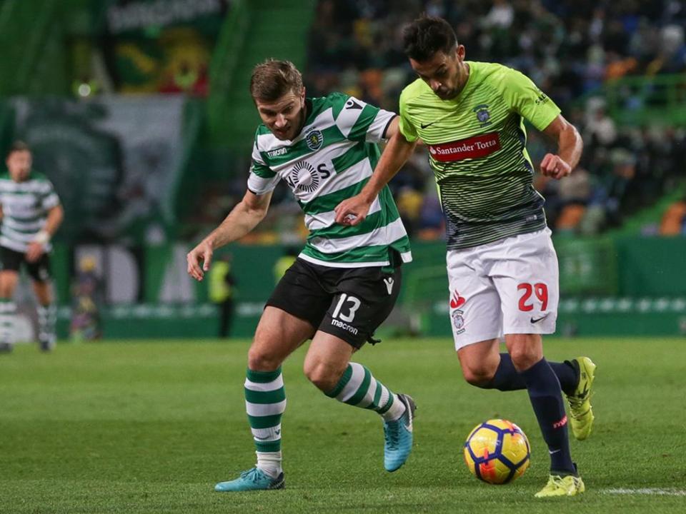 II Liga: Famalicão contrata Filipe Oliveira