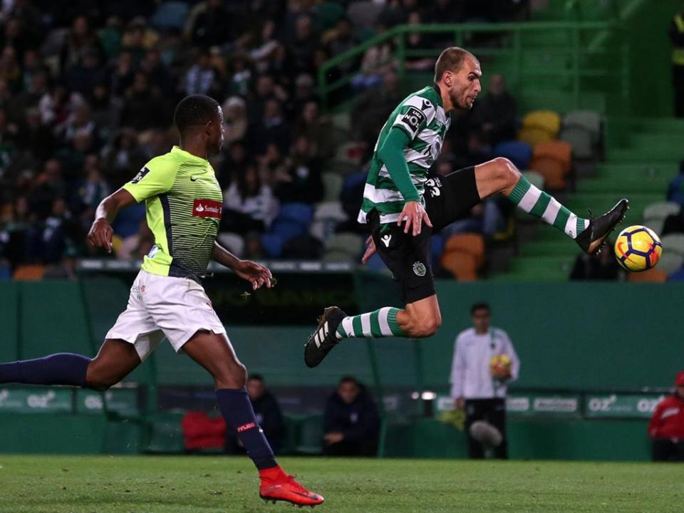 Sporting-Marítimo, 5-0 (resultado final)