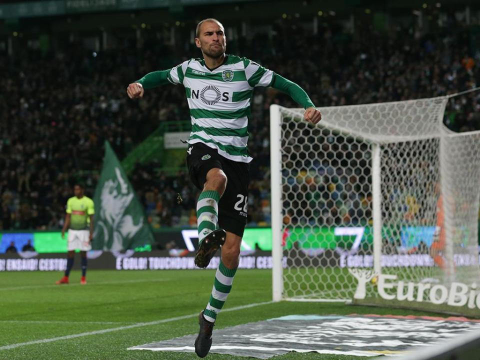 Sporting-Marítimo, 5-0 (destaques)
