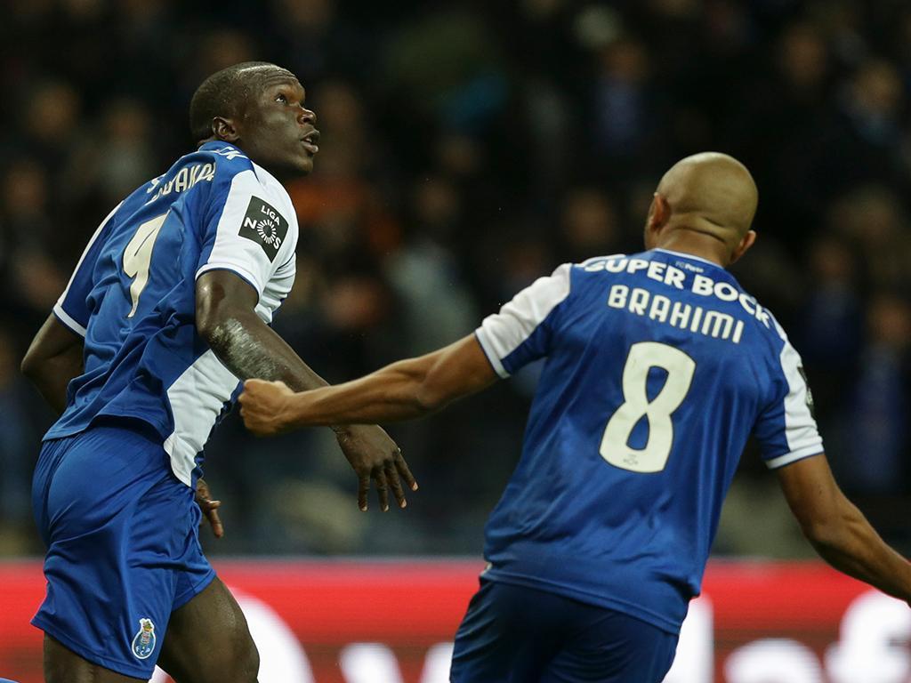 FC Porto ultimou Estoril sem Dalot e com três condicionados